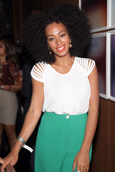 solonge Naturally Inspiring   Solange Knowles